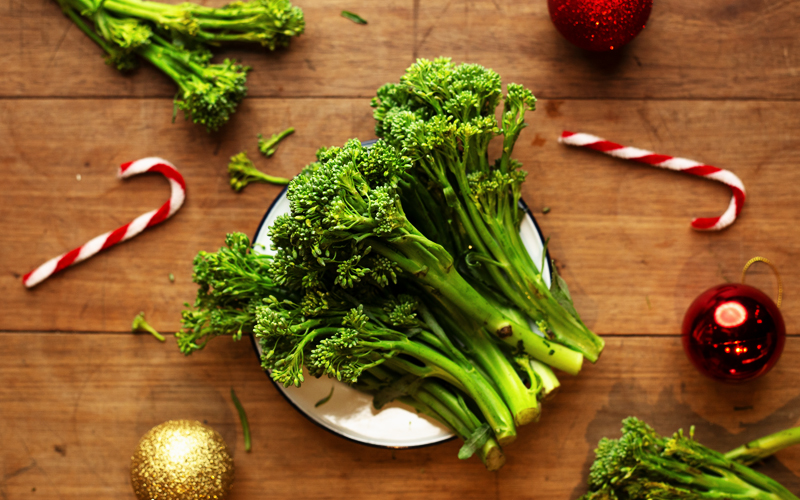 The Green You Need: Broccolini