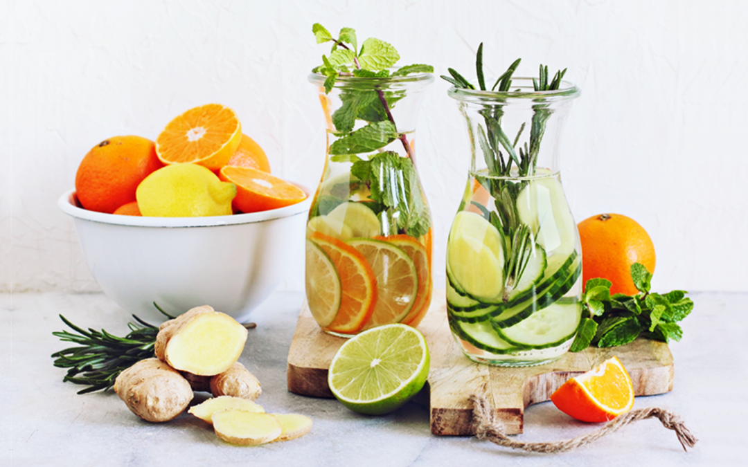 Refreshing Water Remedies To Stay Healthy