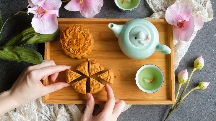 Types of Traditional Mooncakes