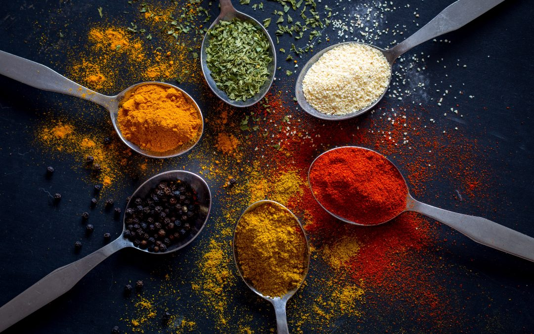Make Your Own Spice Mixes at Home